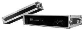 """Road Ready RR2UAD 2U Deluxe Amplifier Rack Case – 18"""" body depth Product Image 3"""