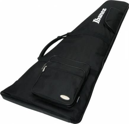 Ibanez IGBT510-BK Powerpad Gig Bag for Electric Guitar for X, ICT, STM Series-Black igbt-510-bk Product Image