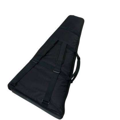 Ibanez IGBT510-BK Powerpad Gig Bag for Electric Guitar for X, ICT, STM Series-Black igbt-510-bk Product Image 2