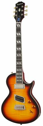 Epiphone EGNHNWFBNH Nancy Wilson Signature 6 String RH Electric Guitar in Fireburst with Hardshell Case egnhnwfbnh Product Image 5