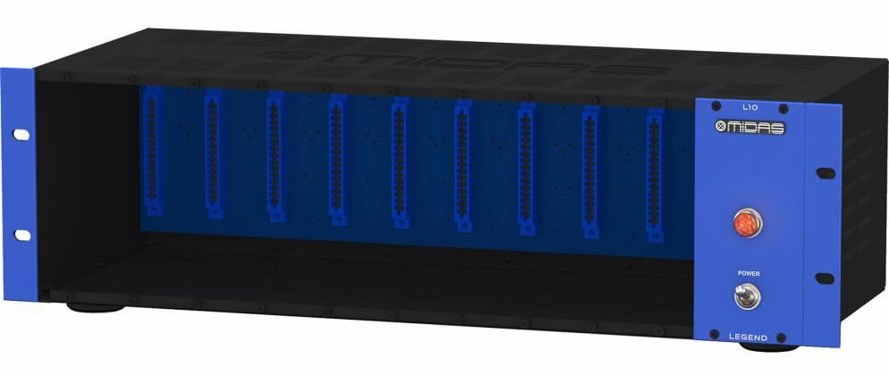"Midas L10 Rackmount for /""500/"" Module Processors 10"