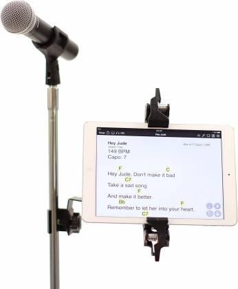 AirTurn M-MANOS Universal Ipad and Tablet Holder m-manos Product Image 7