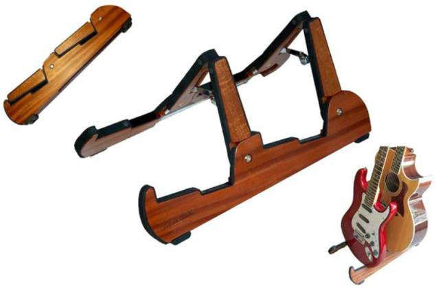 Godin 041428 Tandem Instrment Stand With Logo 041428 Product Image 2