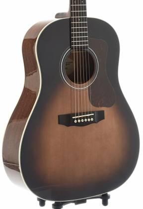 Guild DS-240 Westerly Series Memoir 6-String RH Acoustic Guitar-Tear Drop Burst Gloss 383-0470-937 Product Image 13