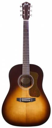 Guild DS-240 Westerly Series Memoir 6-String RH Acoustic Guitar-Tear Drop Burst Gloss 383-0470-937 Product Image 4