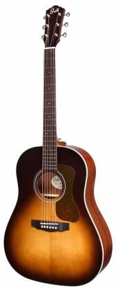 Guild DS-240 Westerly Series Memoir 6-String RH Acoustic Guitar-Tear Drop Burst Gloss 383-0470-937 Product Image 3