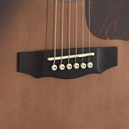 Guild DS-240 Westerly Series Memoir 6-String RH Acoustic Guitar-Tear Drop Burst Gloss 383-0470-937 Product Image 12