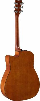 Yamaha FGX800C SDB FG Series 6-String RH Acoustic Electric Guitar-Sand Burst fgx-800-c-sdb Product Image 3