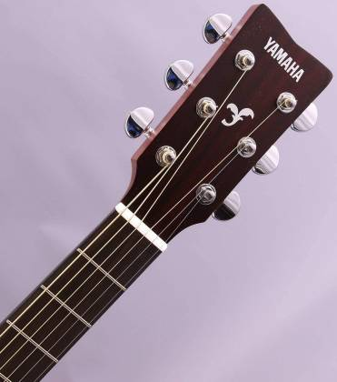 Yamaha FSX800C Concert Cutaway 6-String RH Acoustic Electric Guitar-Natural fsx-800-c Product Image 7