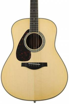Yamaha LL16LARE Original Jumbo 6-String LH Acoustic Electric Guitar with Gig Bag-Natural ll-16-lare Product Image 3