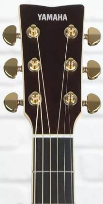Yamaha LL16LARE Original Jumbo 6-String LH Acoustic Electric Guitar with Gig Bag-Natural ll-16-lare Product Image 2