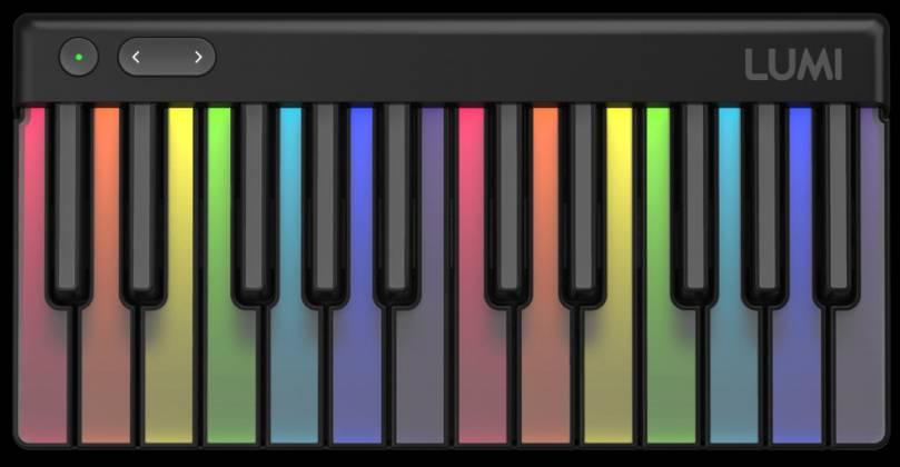 Roli LUMI-SE Lumi Studio Edition 24 Key Controller lumi-se Product Image 9
