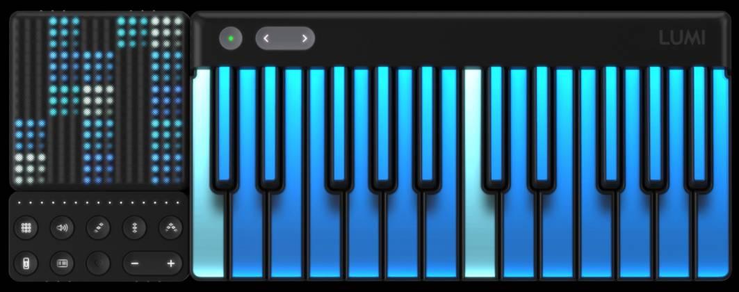 Roli LUMI-SE Lumi Studio Edition 24 Key Controller lumi-se Product Image 3