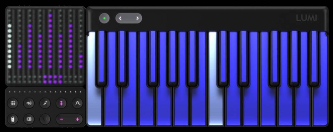Roli LUMI-SE Lumi Studio Edition 24 Key Controller lumi-se Product Image 2