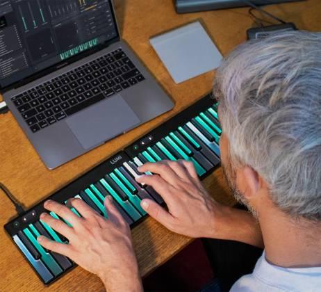 Roli LUMI-SE Lumi Studio Edition 24 Key Controller lumi-se Product Image 6