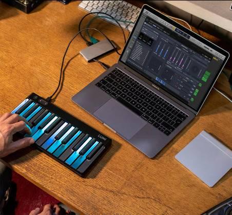 Roli LUMI-SE Lumi Studio Edition 24 Key Controller lumi-se Product Image 5