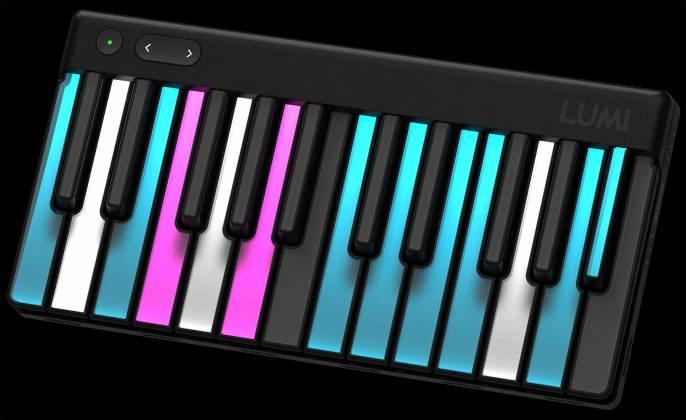 Roli LUMI-SE Lumi Studio Edition 24 Key Controller lumi-se Product Image 12