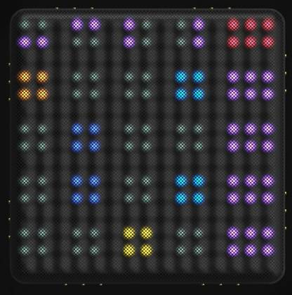 Roli LIGHTPAD-BLOCK-M-SE Blocks Series Super Powered Electronic Drum Pad and MIDI Controller light-pad-block-m-se Product Image 8