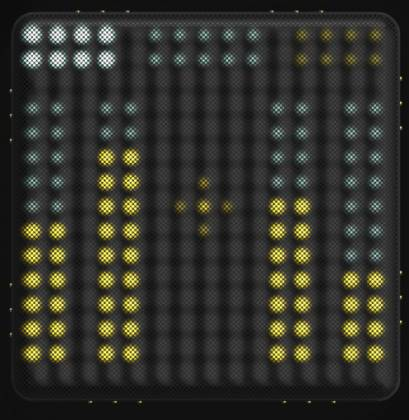 Roli LIGHTPAD-BLOCK-M-SE Blocks Series Super Powered Electronic Drum Pad and MIDI Controller light-pad-block-m-se Product Image 7