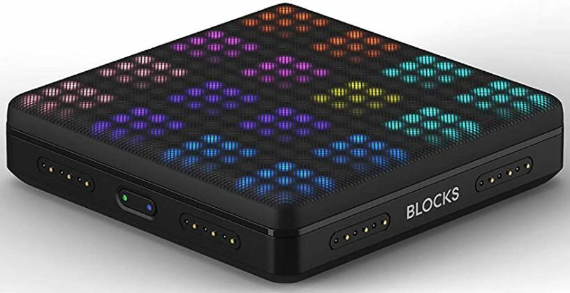 Roli LIGHTPAD-BLOCK-M-SE Blocks Series Super Powered Electronic Drum Pad and MIDI Controller light-pad-block-m-se Product Image 16