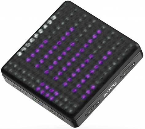 Roli LIGHTPAD-BLOCK-M-SE Blocks Series Super Powered Electronic Drum Pad and MIDI Controller light-pad-block-m-se Product Image 14