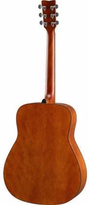 Yamaha FG800 BS FG Series Dreadnought 6-String RH Acoustic Guitar-Brown Sunburst fg-800-bs Product Image 2