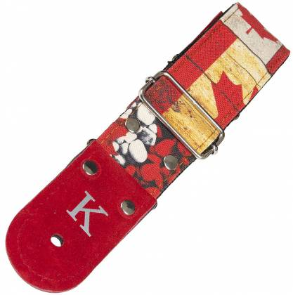 Godin 049202  Kidam Canada Guitar Strap 049202 Product Image