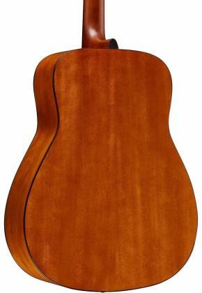 Yamaha FG800 SDB FG Series Dreadnought 6-String RH Acoustic Guitar-Sand Burst fg-800-sdb Product Image 7
