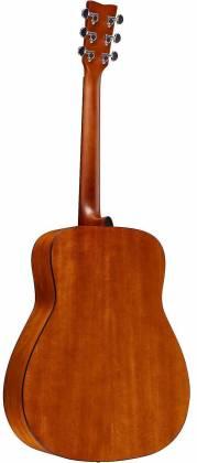 Yamaha FG800 SDB FG Series Dreadnought 6-String RH Acoustic Guitar-Sand Burst fg-800-sdb Product Image 5