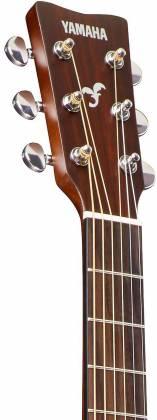 Yamaha FG800 SDB FG Series Dreadnought 6-String RH Acoustic Guitar-Sand Burst fg-800-sdb Product Image 4
