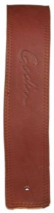 Godin 048830 Durango Cognac Leather Guitar Strap 048830 Product Image 2