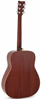 Yamaha FG820 FG Series Dreadnought 6 String Acoustic Guitar-Natural Gloss fg-820 Product Image 2