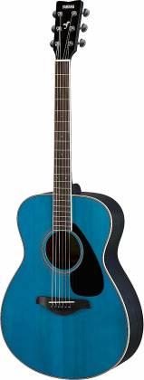 Yamaha FS820 TQ FS Series Concert 6-String RH Acoustic Guitar-Turquoise fs-820-tq Product Image 7