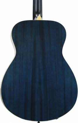 Yamaha FS820 TQ FS Series Concert 6-String RH Acoustic Guitar-Turquoise fs-820-tq Product Image 2