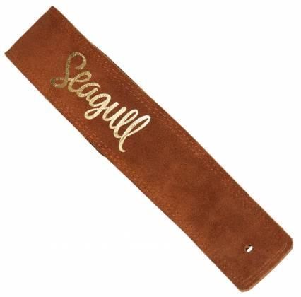 Seagull 048663 Dakota Cognac Guitar Strap 048663 Product Image