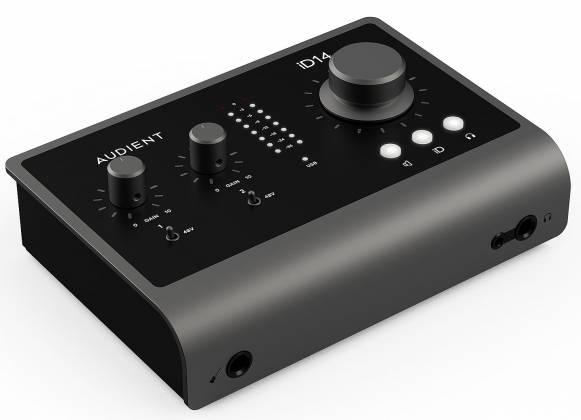 Audient iD14 Mk.II High Performance USB Audio Interface id-14-mk-2 Product Image 5
