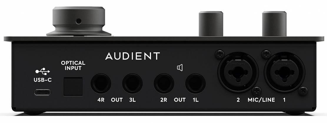 Audient iD14 Mk.II High Performance USB Audio Interface id-14-mk-2 Product Image 4
