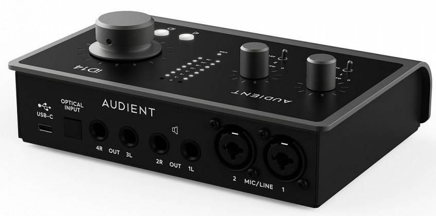 Audient iD14 Mk.II High Performance USB Audio Interface id-14-mk-2 Product Image 2