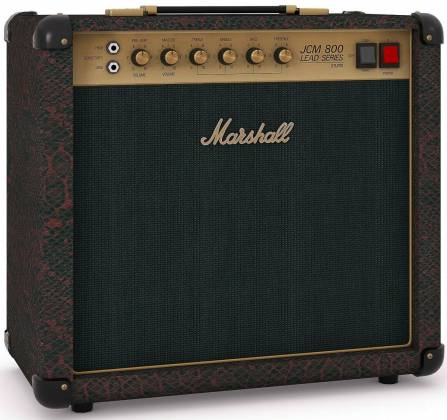 Marshall SC20CSS Limited Snakeskin 20-Watt Guitar Combo Amplifier sc-20-c-ss Product Image