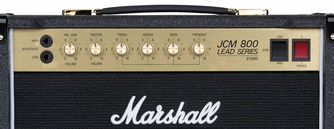 Marshall SC20CNB Limited Navy Blue Levant 20-Watt Guitar Combo Amplifier sc-20-c-nb Product Image 4