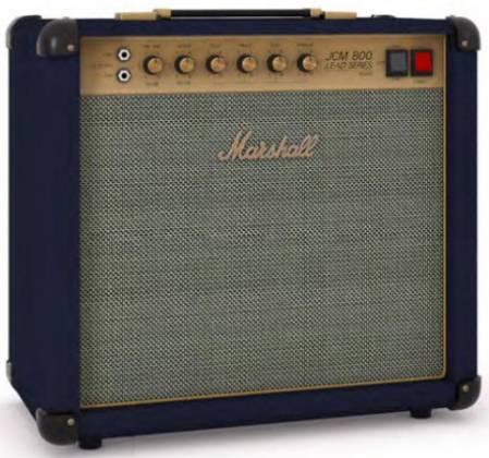 Marshall SC20CNB Limited Navy Blue Levant 20-Watt Guitar Combo Amplifier sc-20-c-nb Product Image