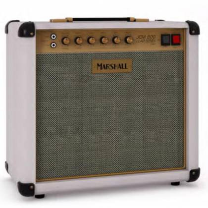 Marshall SC20CWH Limited White Elephant 20-Watt Guitar Combo Amplifier sc-20-c-wh Product Image
