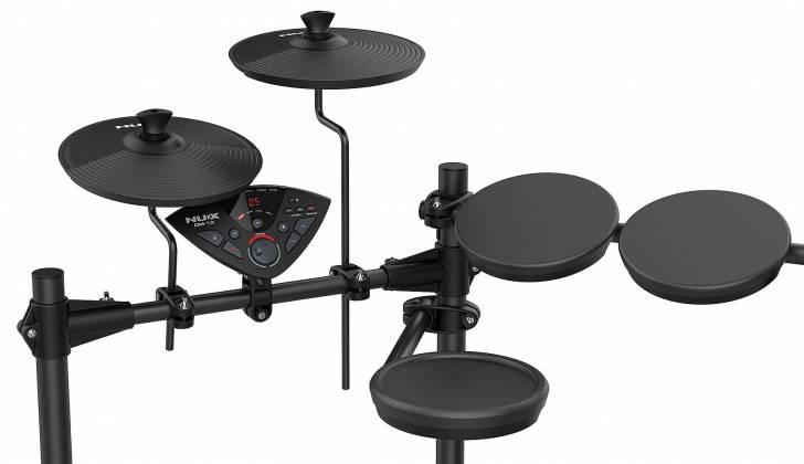 Nux DM-1X Portable Digital Drum Kit dm-1-x Product Image 6