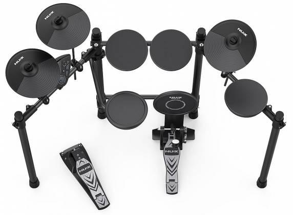 Nux DM-1X Portable Digital Drum Kit dm-1-x Product Image 3