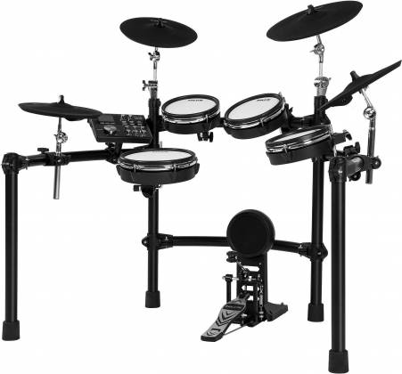 Nux DM-7X Professional Digital Drum Set with All Mesh Heads dm-7-x Product Image 3