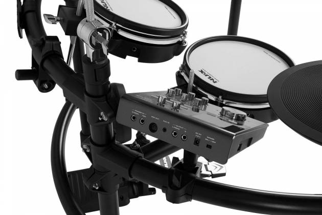 Nux DM-7X Professional Digital Drum Set with All Mesh Heads dm-7-x Product Image 5