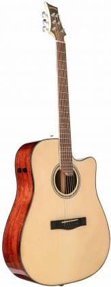 Riversong Guitars P 550CE-D 6-String RH Electric Acoustic Guitar p-550-ce-d Product Image 5