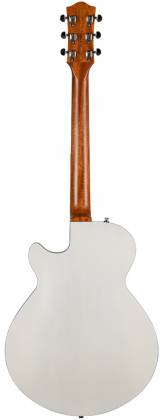 Godin 050222 Montreal Premiere HT Trans White 6 String RH Hollowbody Guitar with Gigbag 050222 Product Image 12