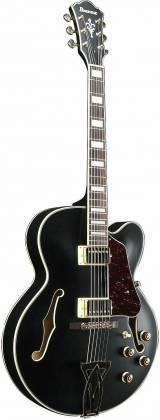 Ibanez AF75GBKF Artcore Series 6-String RH Hollowbody Electric Guitar-Black Flat af-75-g-bkf Product Image 7