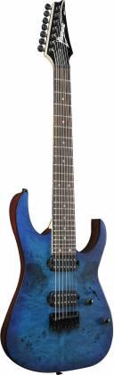 Ibanez RG7421PBSBF RG Standard Series 7-String RH Electric Guitar-Sapphire Blue Flat rg-7421-pb-sbf Product Image 5